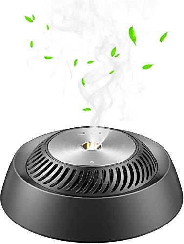 WZRY Ambientador de Aire Coche, Aromaterapia Aceite Esencial Aire Aceite Aire ACEN ACENDIENTES ACENDIENTES ACENDIENTES DE Coche Inteligente para EL Coche Decoración de Interiores,Ocean