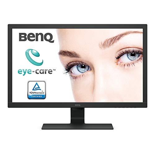 BenQ BL2783 - Monitor Profesional de 27  FullHD (1920x1080, 1ms, 75Hz, HDMI, DisplayPort, DVI, VGA, Altavoces, Eye-care, Sensor Brillo Inteligente, Flicker-free, Low Blue Light, antireflejos) - Negro