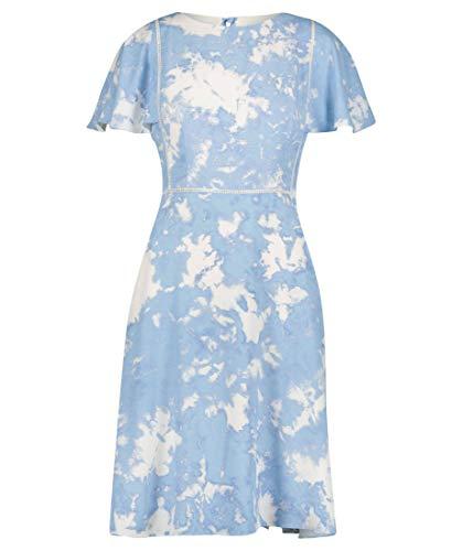 Hugo Boss Damen Kleid Kyrena bleu (50) 38