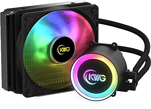 Water Cooler Crater E1-120 KWG Lite RGB