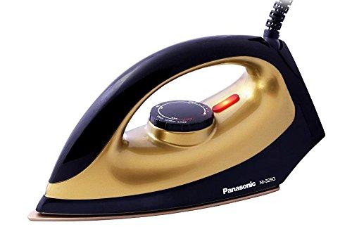 Panasonic NI-325G 1100-Watt Dry Iron (Golden)