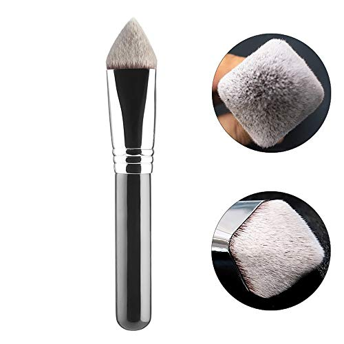 1 PCS Big Foundation Big Poudre Pinceaux Réglage Make Up Cosmetic Brush Maquillage Brush Sets Outils Brosse à maquillage XXYHYQ (Color : 01, Size : Libre)