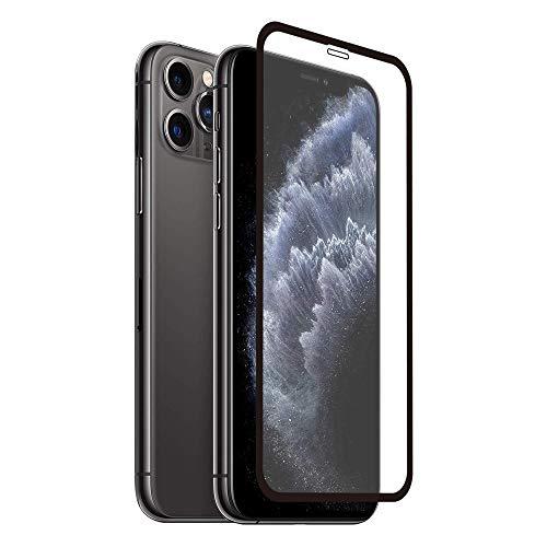 Pelicula de Vidro Premium 3D para iPhone 11 Pro, proteção de superfície oleofóbica e hidrofóbica, alta transparência, proteção total da tela, GLIP11P3D, Geonav
