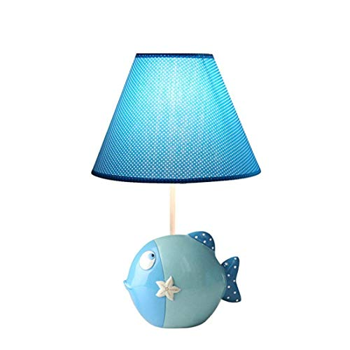 Stella Fella Nórdico Caliente Personalidad Creativa Simple De Dibujos Animados Peces Pequeños Ajustable Luz Azul Blanca Luz Regalos Decoración Sala De Estar Estudio Dormitorio Lámpara De Noche