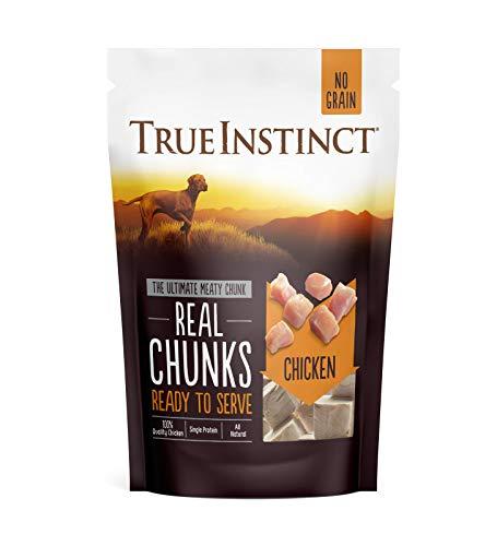 naturesmenu True Instinkt Real Chunks Chicken/Huhn 200g