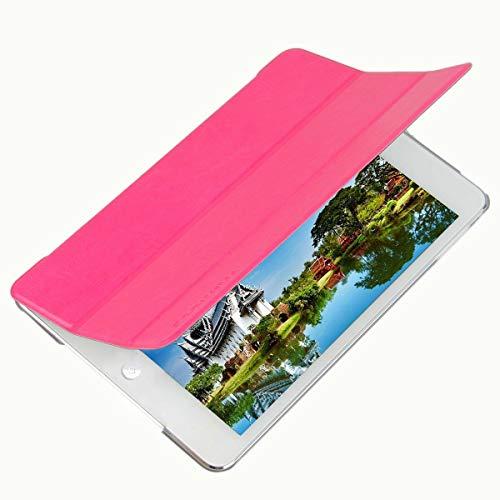 HelloCreate Universal Leather Folio Case iPad Cover Case PU Ultra Sim Stand for iPad Mini4