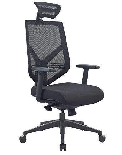 Sigma Office Silla ergonómica PAUSE con soporte de cintura ejecutivo