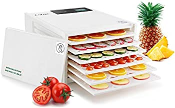 Colzer Food Dehydrator Machine with Timer and Temperature Control