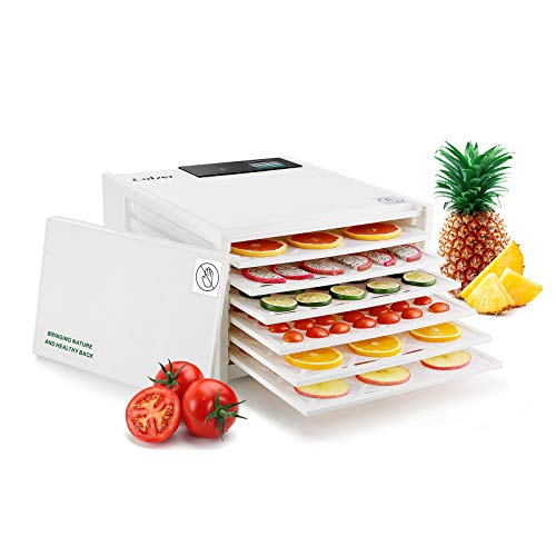 Colzer Food Dehydrator Machine with Timer Now $129.99 (Was $200)