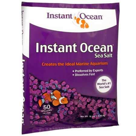 Instant Ocean Sea Salt (50 gal)_MB