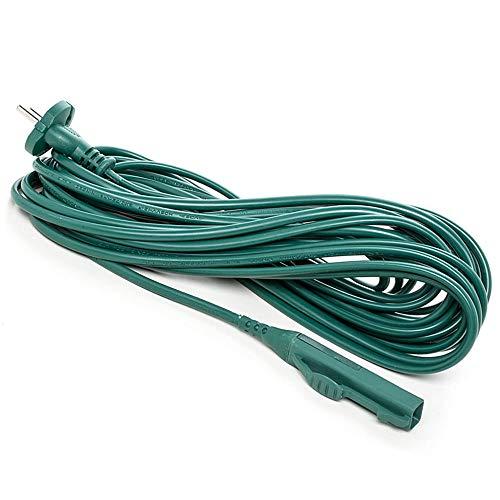 Cable de alimentación de repuesto para Vorwerk Kobold VK140, VK150, VK 140-150,...
