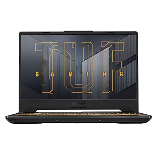 "ASUS TUF Gaming F15 Gaming Laptop, 15.6"" 144Hz FHD IPS-Type Display, Intel Core i7-11800H Processor, GeForce RTX 3050 Ti, 16GB DDR4 RAM, 512GB PCIe SSD, Wi-Fi 6, Windows 10 Home, TUF506HE-DS74"