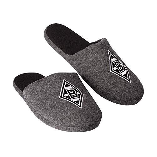 Borussia Mönchengladbach Hausschuhe, Pantoffeln, Schuhe Raute, 205610 42/43