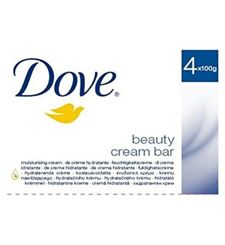 下るネイティブ不利Dove Original Beauty Cream Bar 4 x 100g - 鳩元の美しさのクリームバー4のX 100グラム (Dove) [並行輸入品]