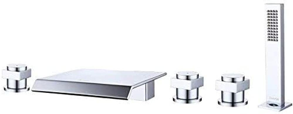 All Copper Hot Reservation and Cold Cylinder Side Piece Tub Bath service Five Type F