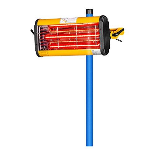 MSW Lacktrockner Infrarot Trockner Strahler IR-DRYER1000 1100 W 1 Strahler 40-100 °C kaufen  Bild 1*