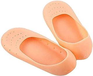 Silicone Gel Heel Protective Socks