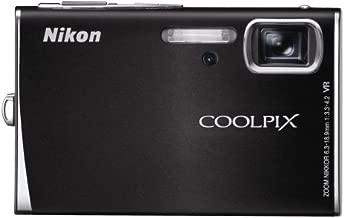 Nikon Coolpix S51 8.1MP Digital Camera with 3x Optical Vibration Reduction Zoom (Matte Black)