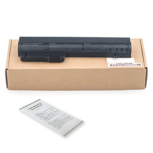 Notebook Laptop Akku für HP Compaq 2510p 2533t Elitebook 2530p 2540p NC-2400 HSTNN-DB22 404887-241 HSTNN-DB22 HSTNN-DB23 HSTNN-DB67 411127-001 412779-001 441675-001 Batterie Battery