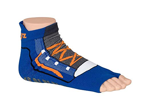 Sweakers® Blue sport Anti-Rutsch Schwimmsocken (35 - 38)