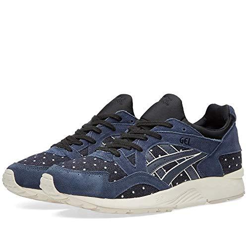 Asics Gel-Lyte V Japanese Textile Pack Herren Sneakers (H601N), - Indische Tinte - Größe: 44.5 EU