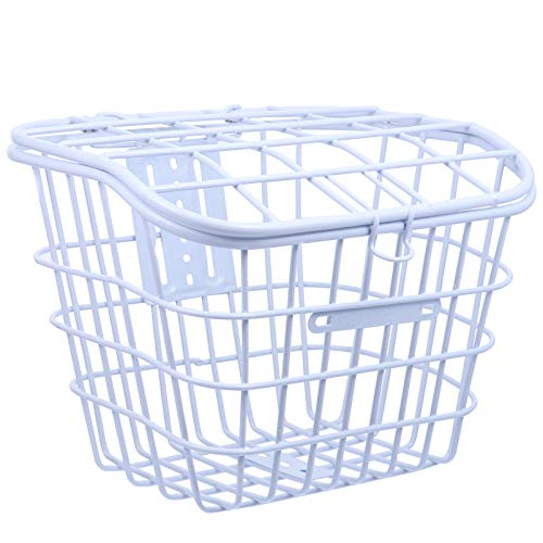 cesta blanca de la marca Wakauto