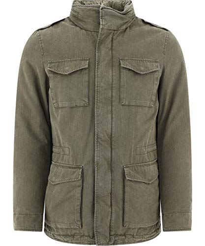 Herno Luxury Fashion Herren PI0684U132177730 Grün Polyamid Jacke | Herbst Winter 20