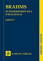 Brahms, J: Klavierkonzert Nr. 2 B-dur op. 83