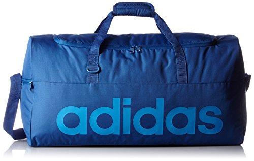 adidas Sporttasche Linear Performance Teambag Small, blau, 47 x 20 x 25 cm, 24 Liter, AJ9930