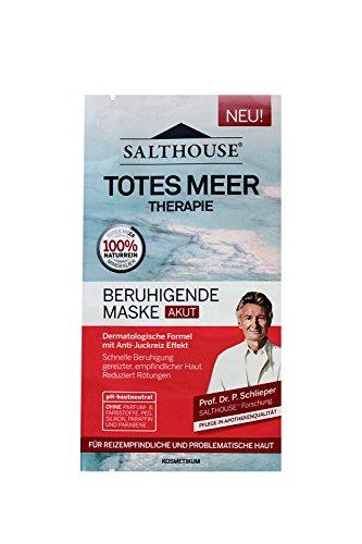 Salthouse kalmerend masker voor dode zee therapie 2 x 7 ml