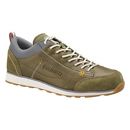 Dolomite Unisex-Erwachsene Zapato Cinquantaquattro Daily Sneaker, Puder Grün, 45 EU