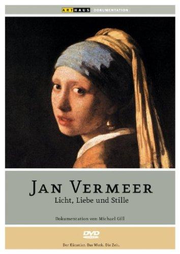 Jan Vermeer - Licht, Liebe und Stille [Alemania] [DVD]
