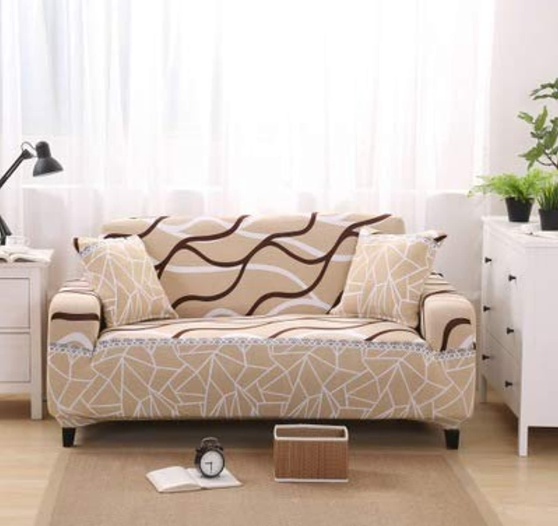 2018 All-Inclusive Sofa Cover Anti-Mite Sofa Towel Big Elastic Slipcover for Single,Double,Three,Four Seat Couch funda para Sofa   Sofa Cover 8, Single seat 75x145cm