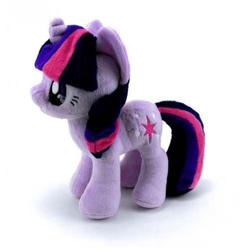 "My Little Pony Twilight Sparkle 10.5"" Plush Hasbro 4th Dimension Entertainment"