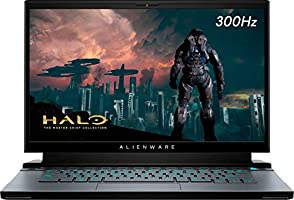 "Alienware m15 R3 Gaming Laptop: Core i7-10750H, NVIDIA RTX 2070 Super, 15.6"" Full HD 300Hz Display, 16GB RAM, 512GB SSD"