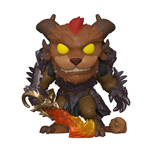 Funko- Pop Games: Guild Wars 2-Rytlock Collectible Toy, Multicolore, 41508