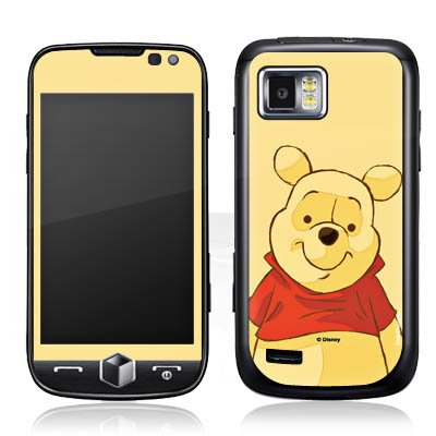 Samsung Omnia 2 I8000 Folie Skin Sticker aus Vinyl-Folie Aufkleber Disney Winnie Puuh Merchandise Fanartikel