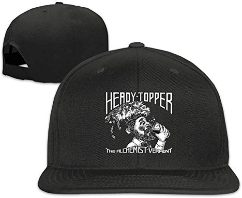 huatongxin The Heady Topper Leisure Fashion Classic Flat Baseball Kappe