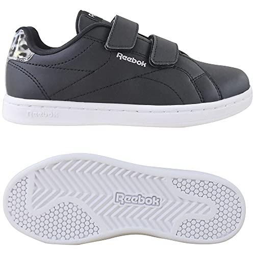 Reebok Royal Complete CLN ALT 2.0 tennisschoenen, zwart/zwart/plamet, 27 EU