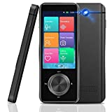 Language Translator Device, Portable Voice Translator All Languages 108+ Countries WiFi/Hotspot/Offline Two Way Instant Voice Translator 3.0 Inch Touch Screen