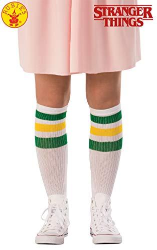 Rubie's Offizielle Stranger Things Eleven Socken, Einheitsgröße für Erwachsene