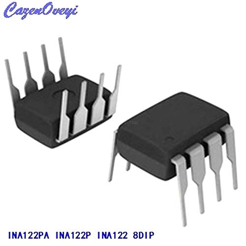Fantastic Deal! IndustrialMaker 10pcs/lot INA122PA INA122P INA122 IC OPAMP INSTR 120KHZ 8DIP