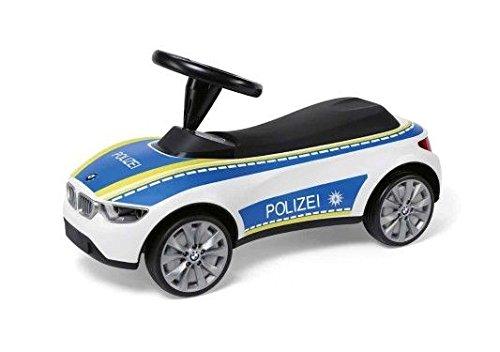 BMW Baby Racer III Polizei Auto + BMW Einkaufschip Gratis