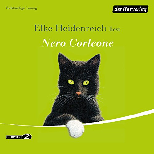 Nero Corleone audiobook cover art