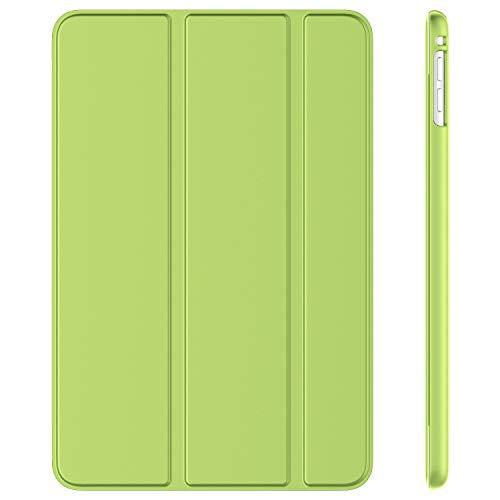 JETech Hülle für iPad Mini 5 (2019 Modell 5. Generation), Intelligent Schutzhülle mit Auto Schlafen/Wachen, Grün