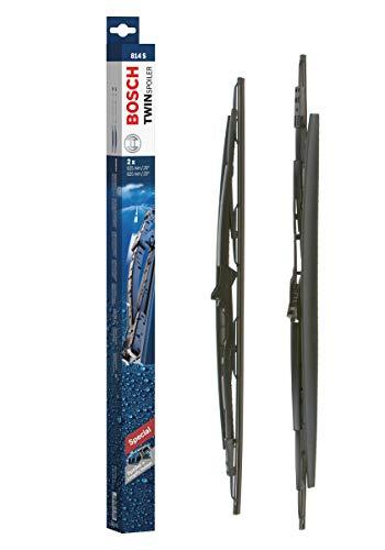 Bosch Scheibenwischer Twin Spoiler 814S, Länge: 625mm/625mm – Set für Frontscheibe