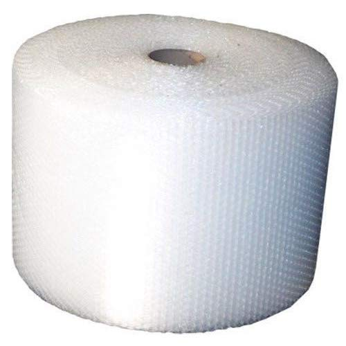 500mm x 100m Roll of Quality Bubble Wrap - Small Bubble Protective Wrap