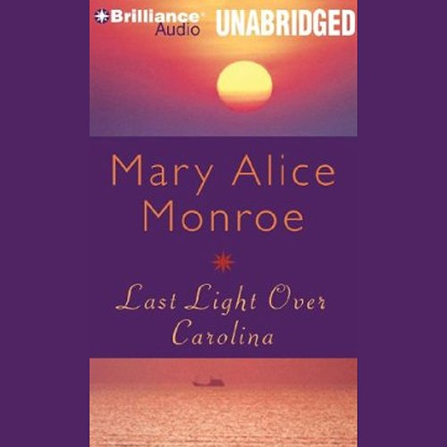 Last Light over Carolina audiobook cover art