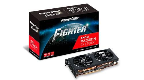 PowerColor Fighter AMD Radeon RX 6700 XT - Tarjeta gráfica