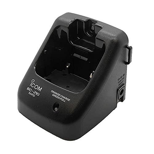ICOM Icom Icom BC-210 Rapid Charger, for M73, with AC Adapter